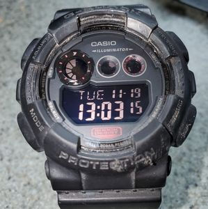 Casio G-Shock Protection Series